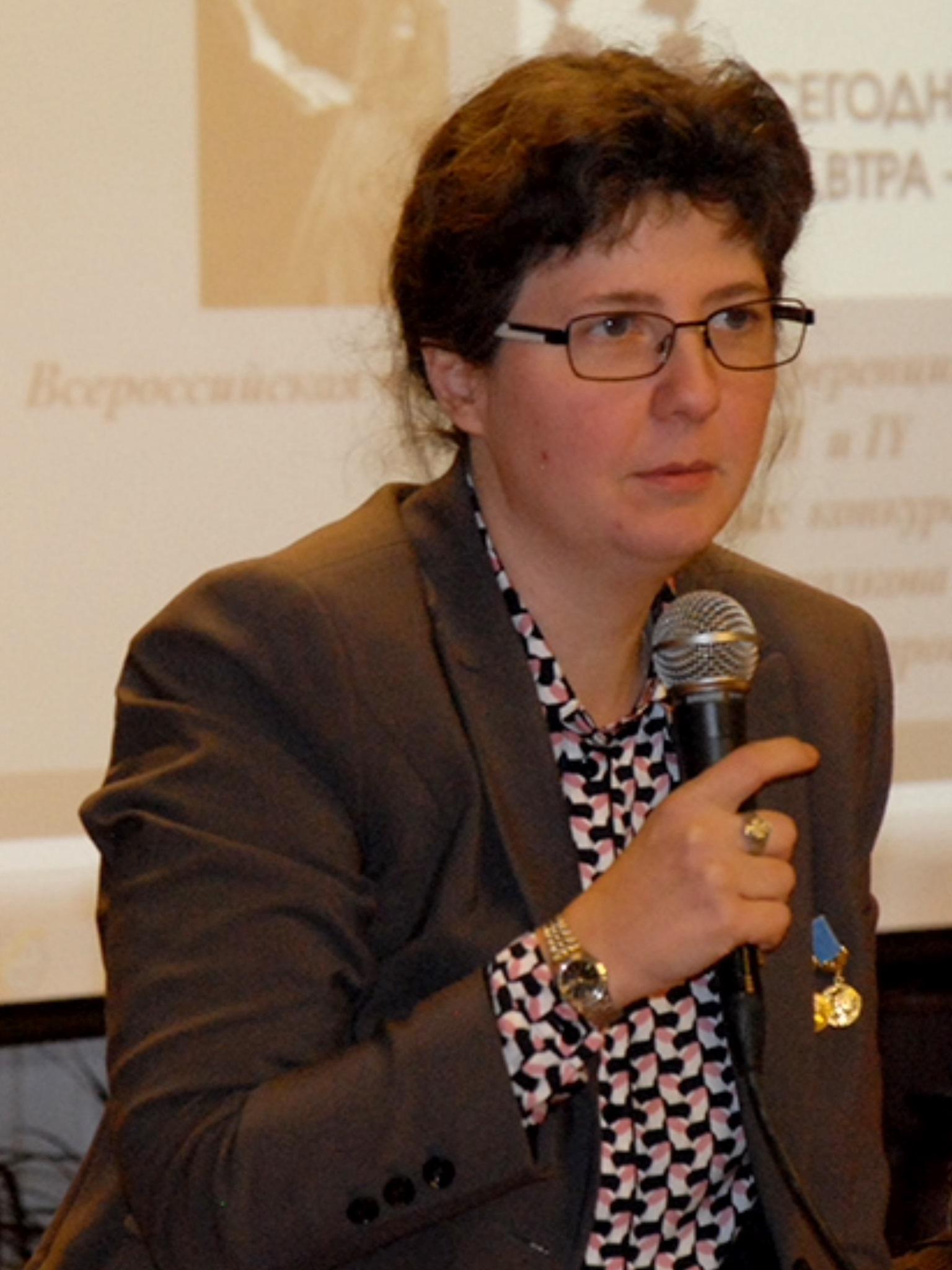 Degtiareva Irina